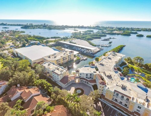 Bellagio Condo on Marina for Annual Lease