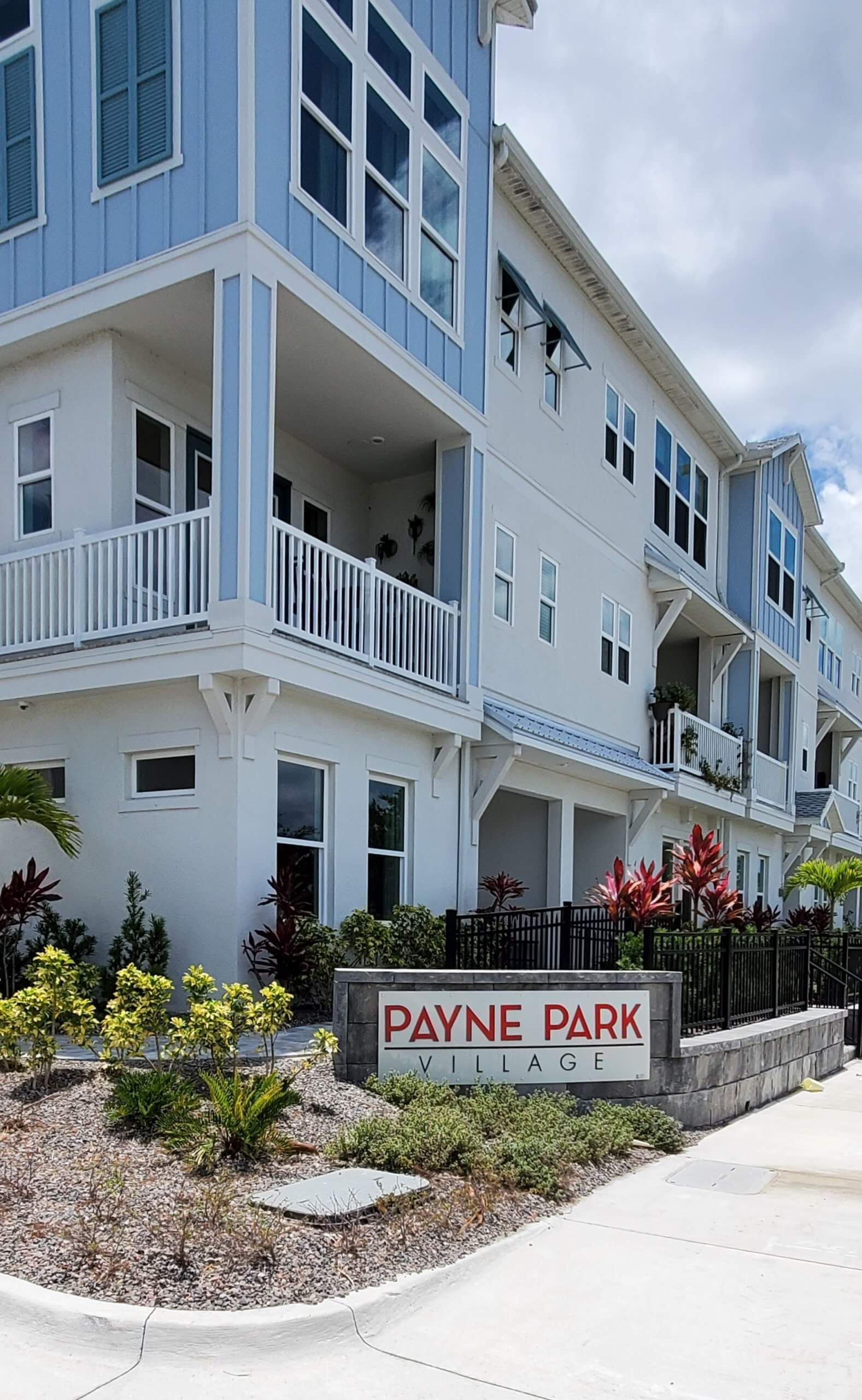 Payne Park Village