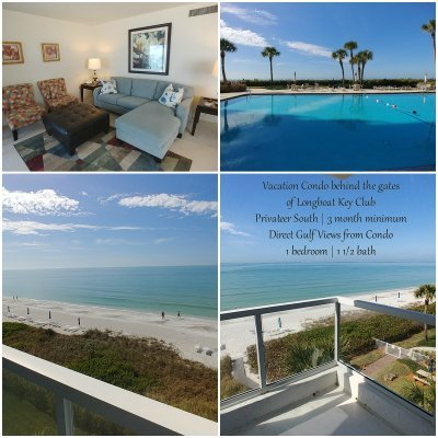 Longboat Key Club Vacation Rental