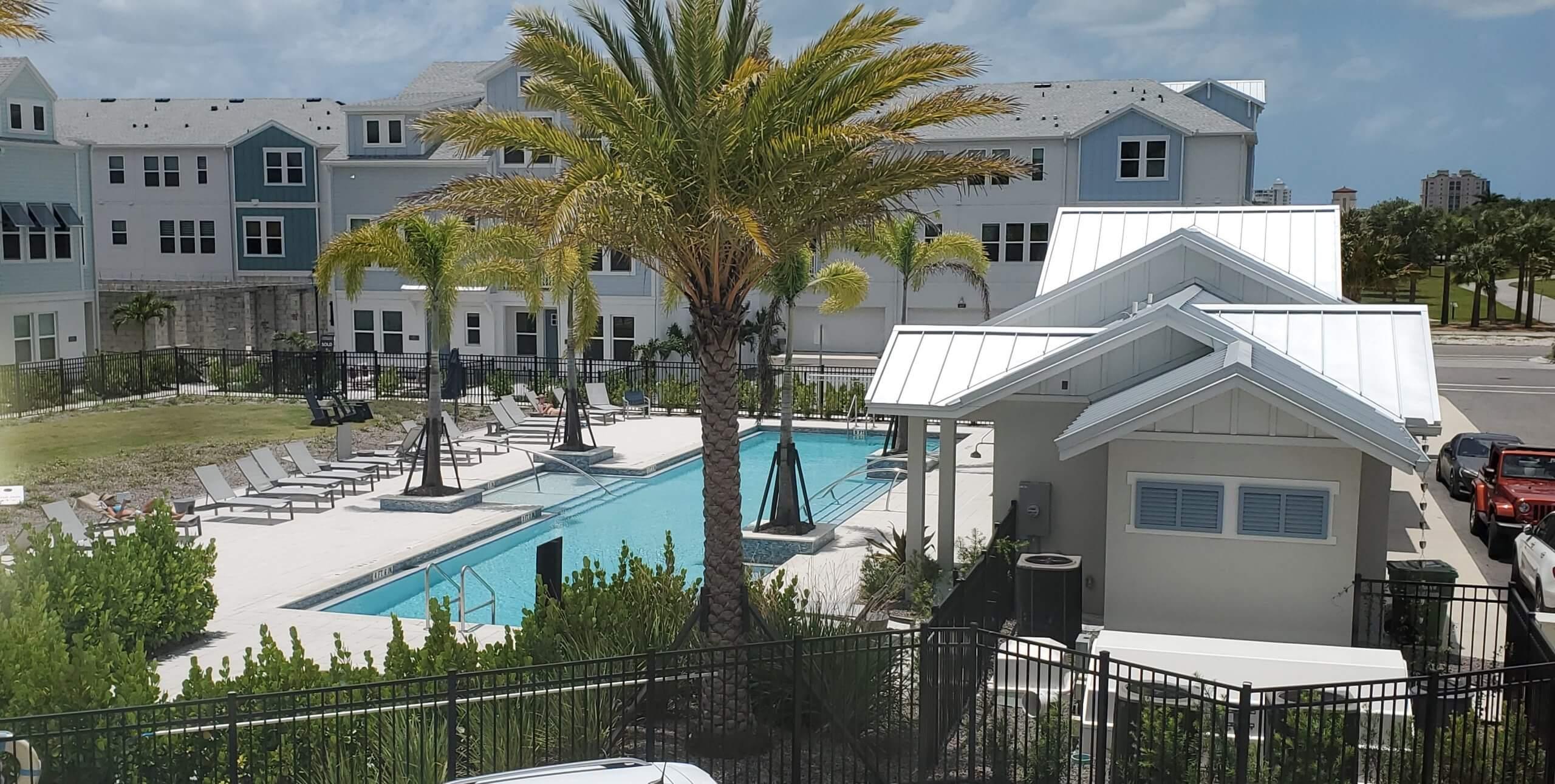 Pyne Park Pool
