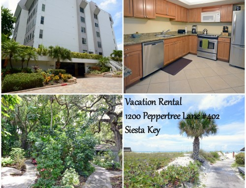 Siesta Key Vacation Rental