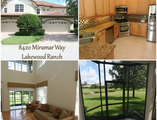 Lakewood Ranch Miramar Annual Rental | AVAILABLE NOW